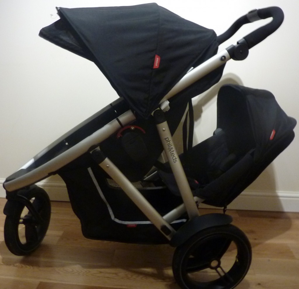 Phil Amp Teds Vibe 2 Review By Theresa Best Buggy