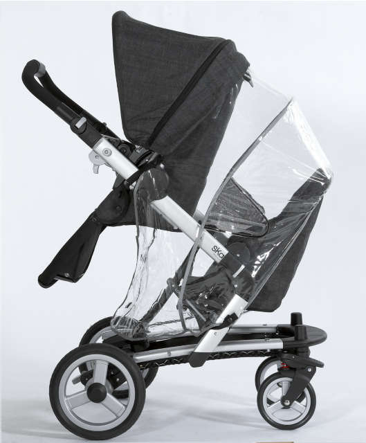 Mamas & Papas Skate with Junior Seat   Best Buggy