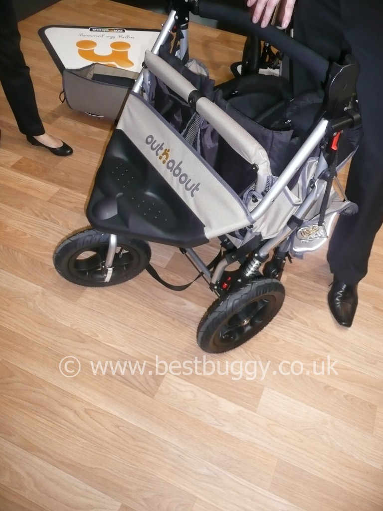 Out N About Nipper 360 Best Buggy