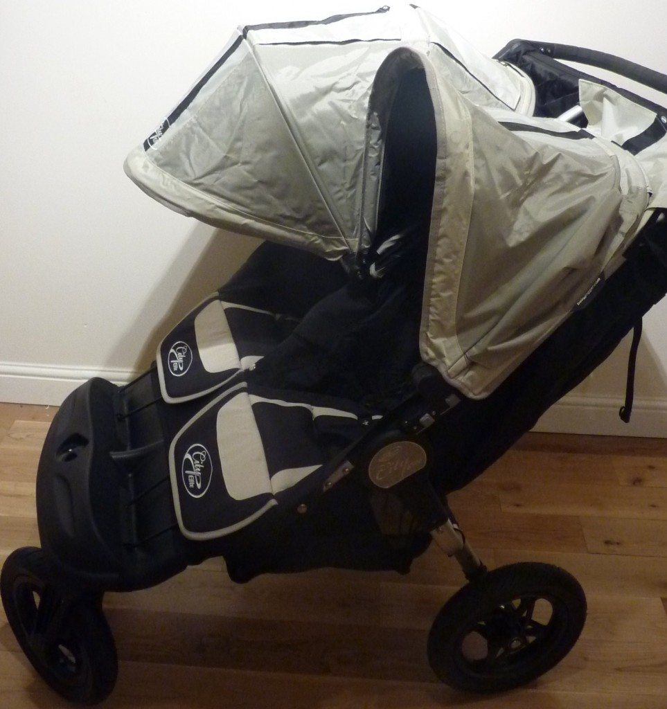 The Baby Jogger City Elite Double Review By Theresa Best Buggy