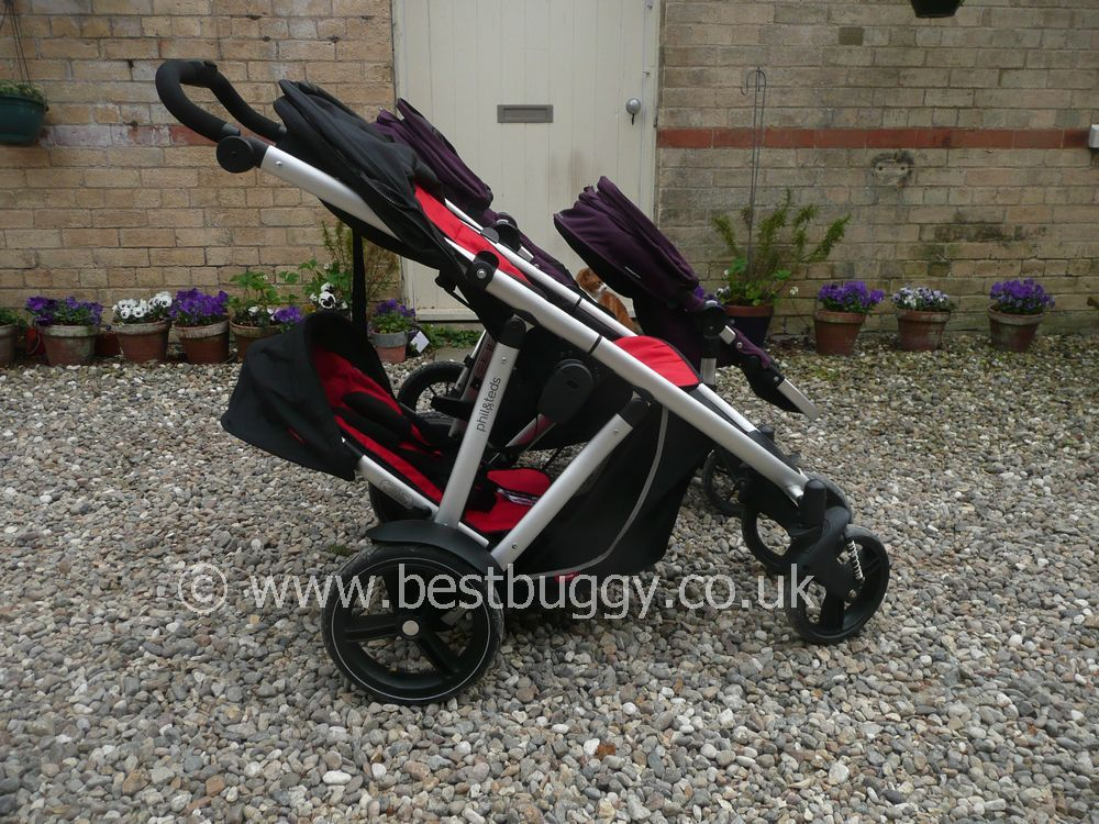 Phil Amp Teds Verve V S Baby Jogger City Select Best Buggy