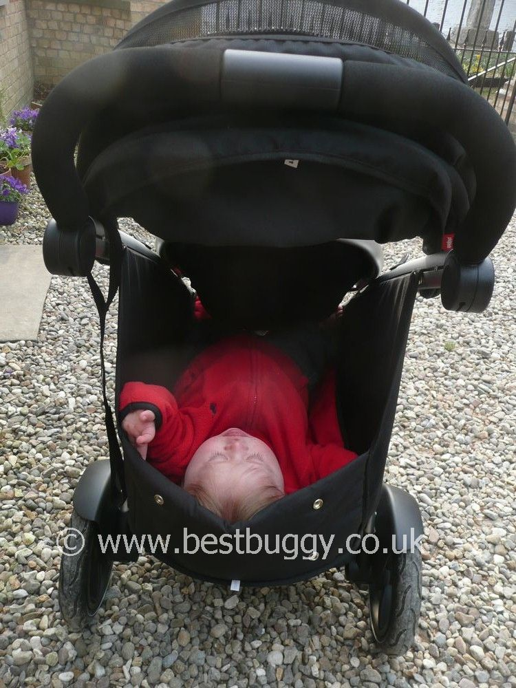 Best Newborn Car Seat >> Phil & Teds Verve Review by Best Buggy | Best Buggy