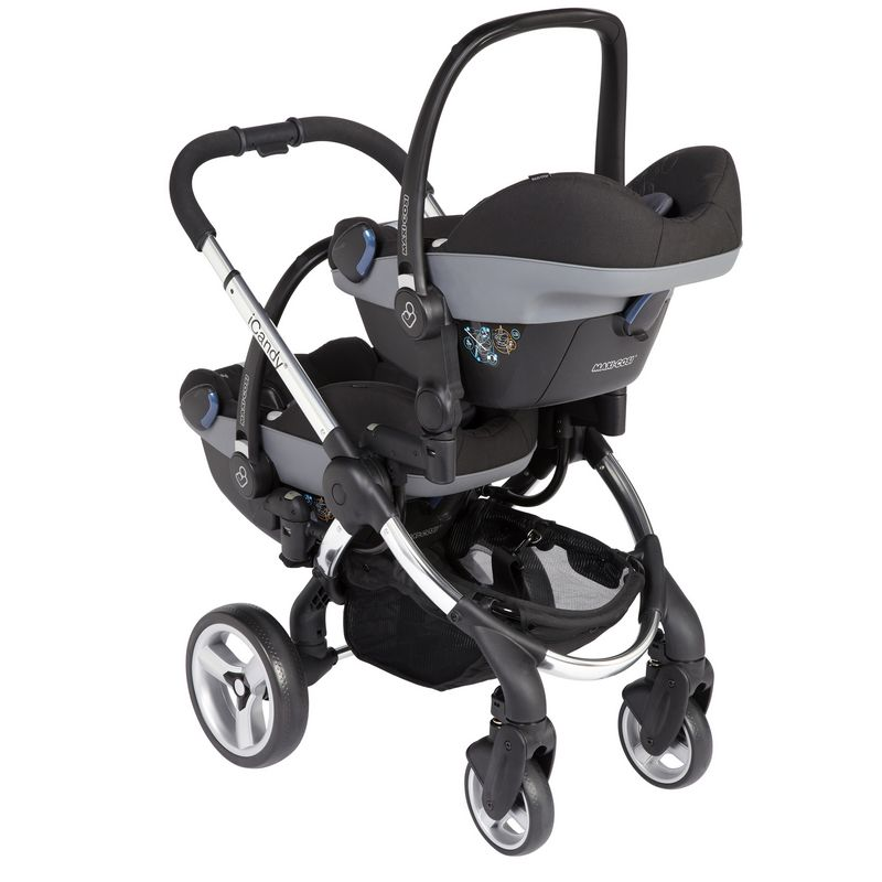 Icandy Peach Blossom Amp Twin Best Buggy
