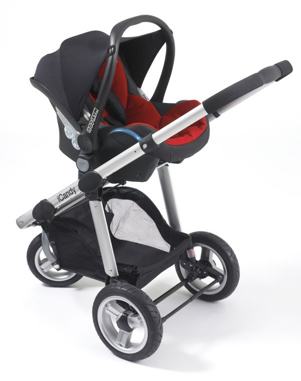 Icandy Travel System Car Seat