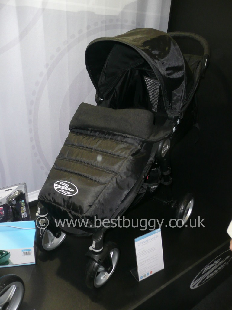 Baby Jogger City Mini Single 4 Wheel Best Buggy
