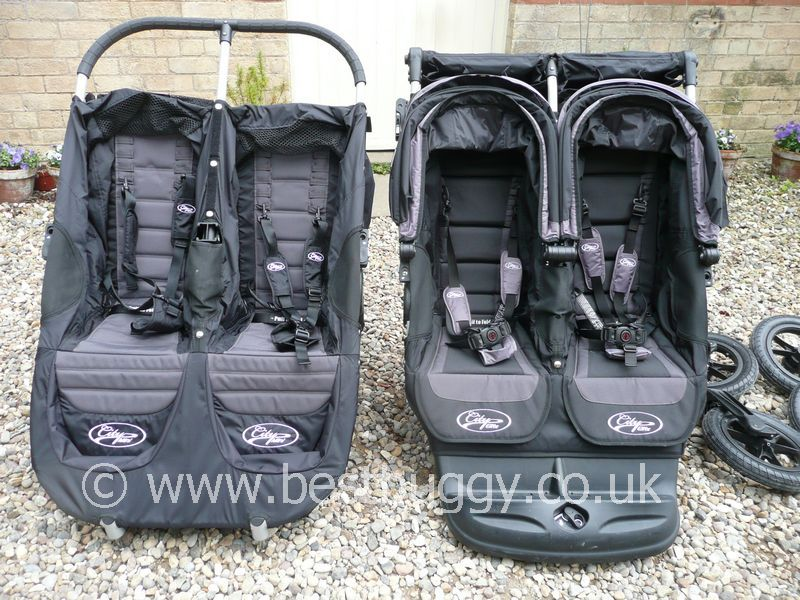 Baby Jogger City Elite Double Best Buggy