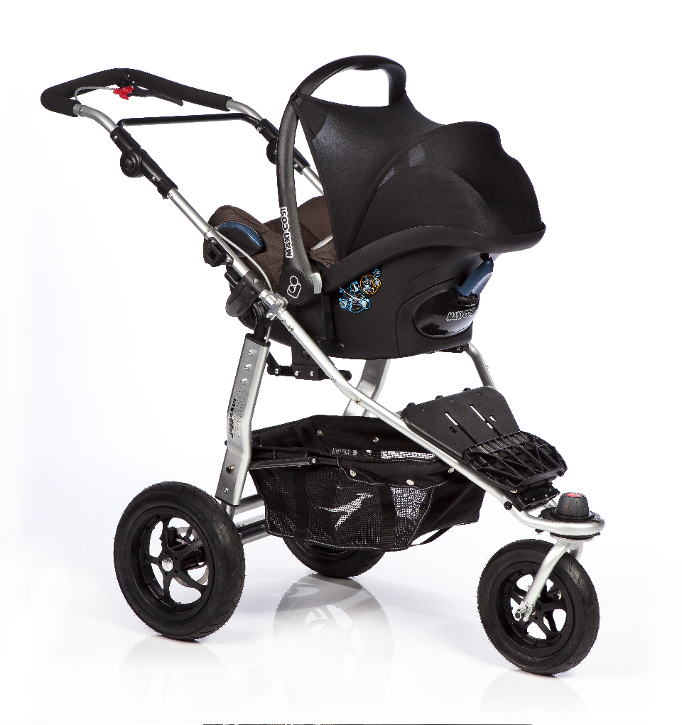 Buggy Mit Maxi Cosi Adapter