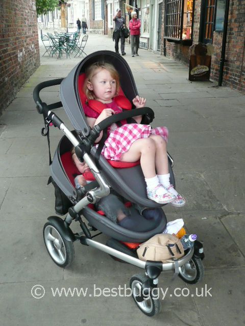 The Mima Kobi Visits The City Of York Best Buggy