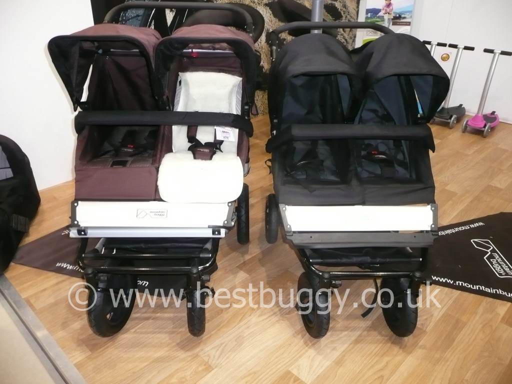 Mountain Buggy Duo V S Duet Best Buggy