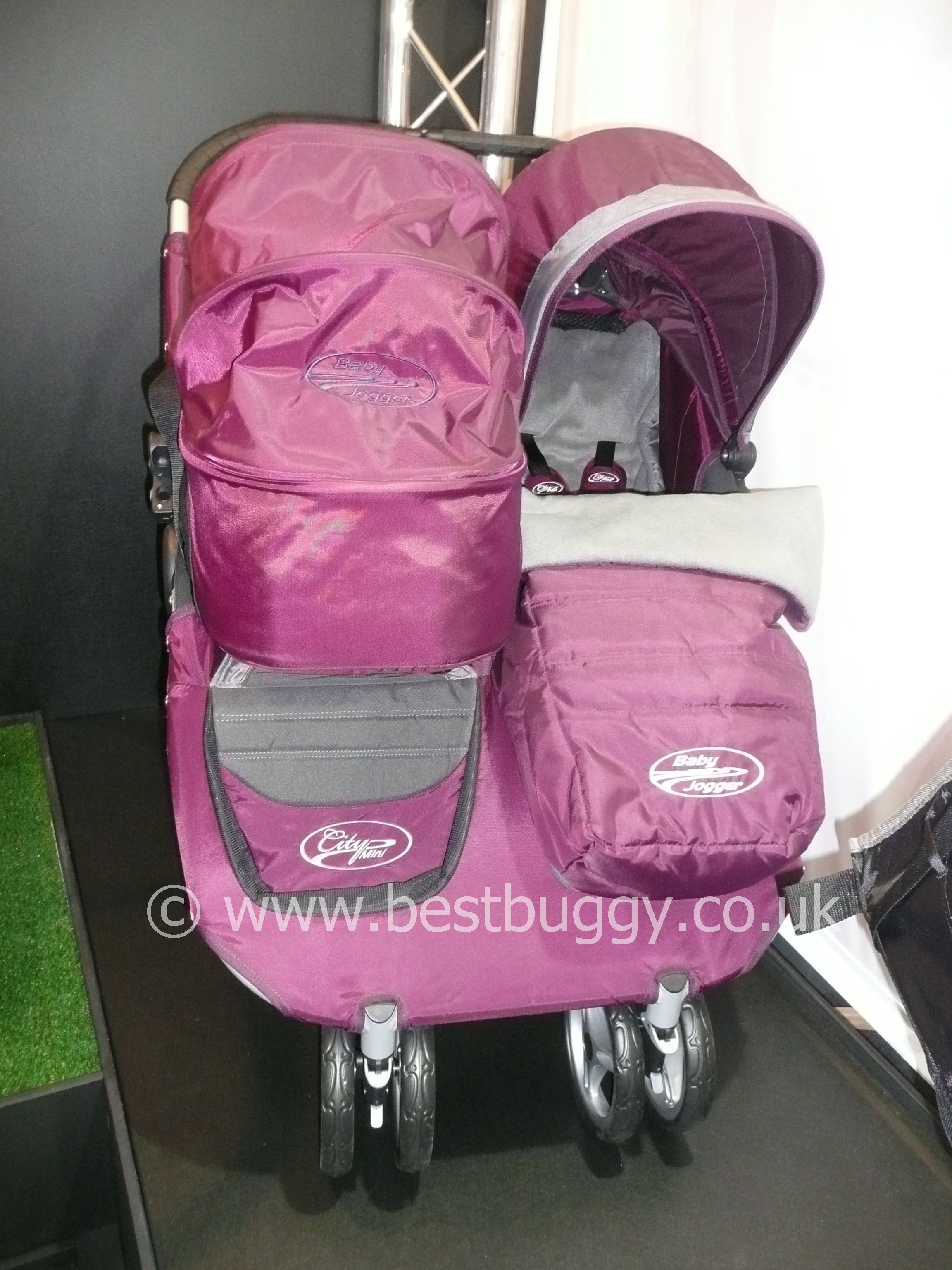 Baby Jogger City Mini Double Best Buggy