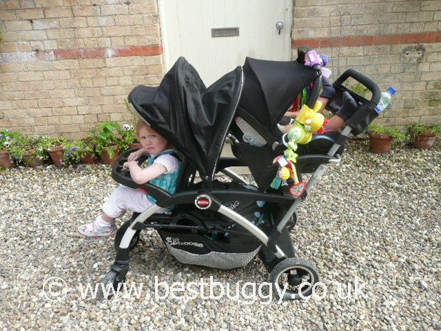 Joovy Ergo Caboose Review By Best Buggy Best Buggy