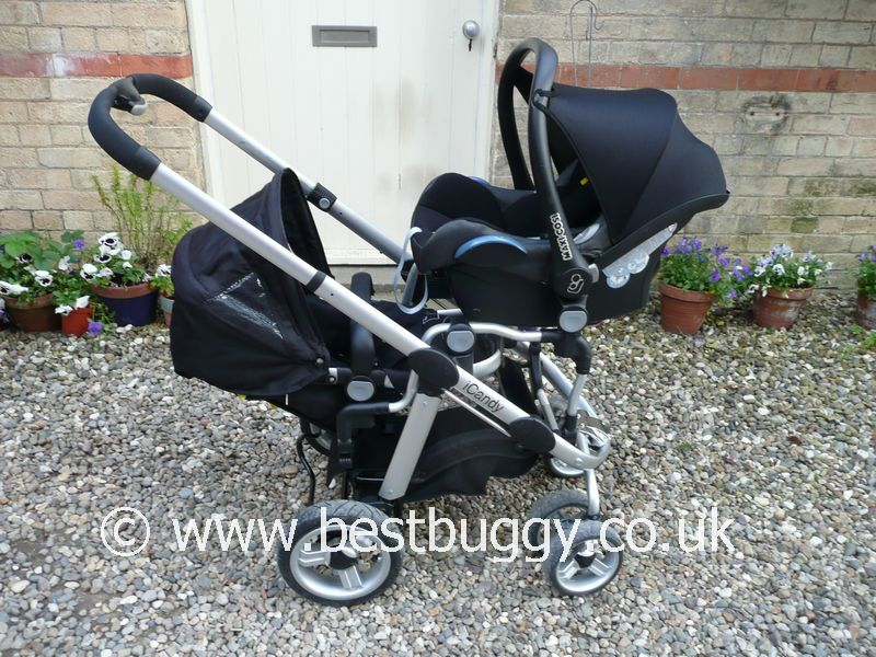 iCandy Pear Review & Photoset | Best Buggy