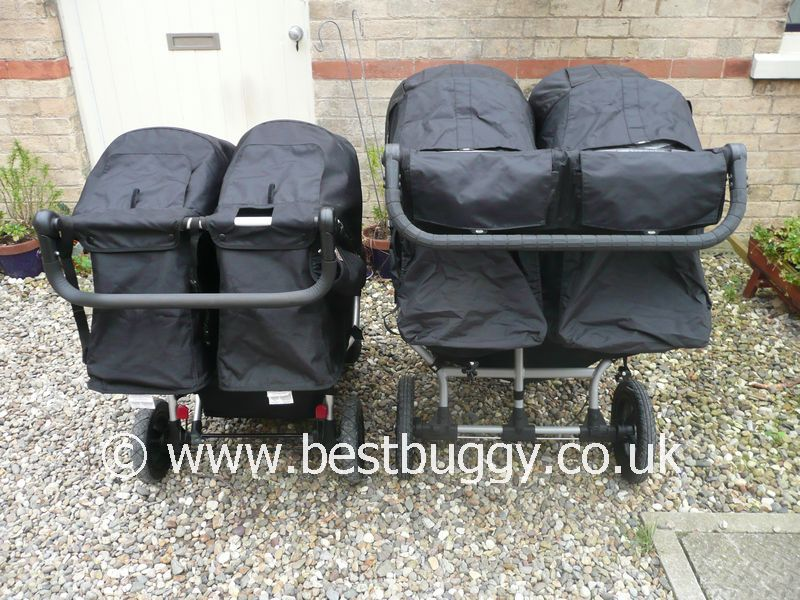 Mountain Buggy Duet V S Baby Jogger City Elite Double Best Buggy