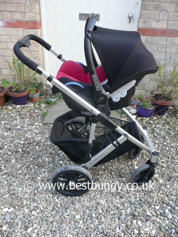 Uppababy Vista Stroller Best Buggy