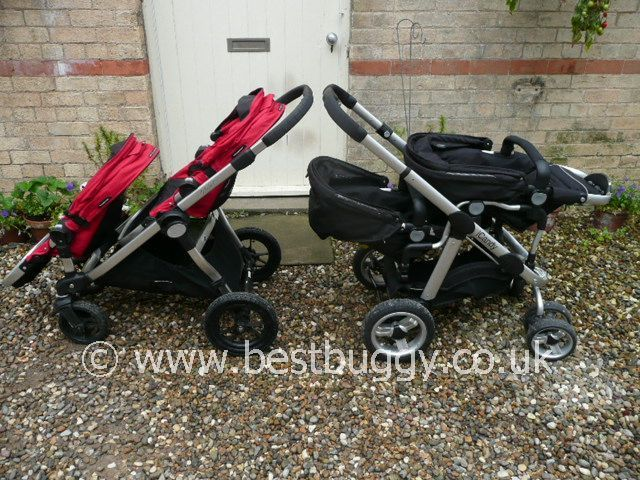 Baby Jogger City Select V S Icandy Pear Best Buggy