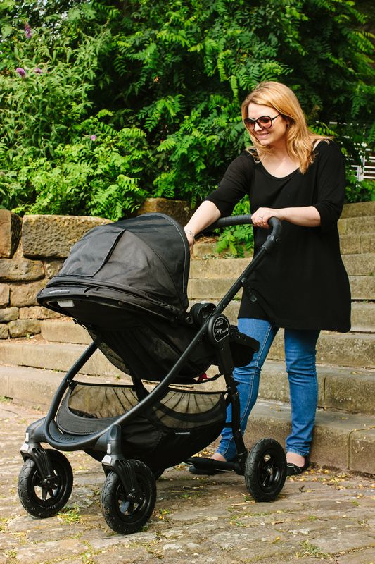 Baby Jogger City Versa Best Buggy