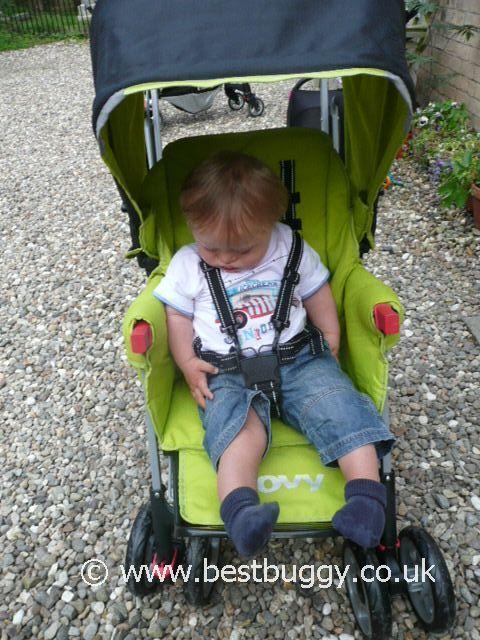 Joovy Ultralight Caboose With Children Best Buggy