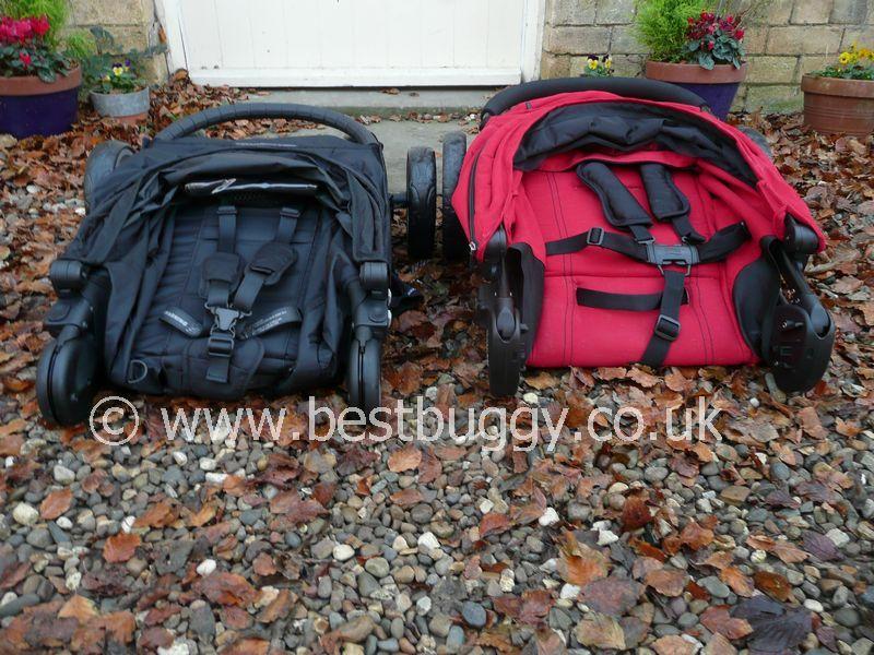 Britax B Agile V S Baby Jogger City Mini 4 Best Buggy