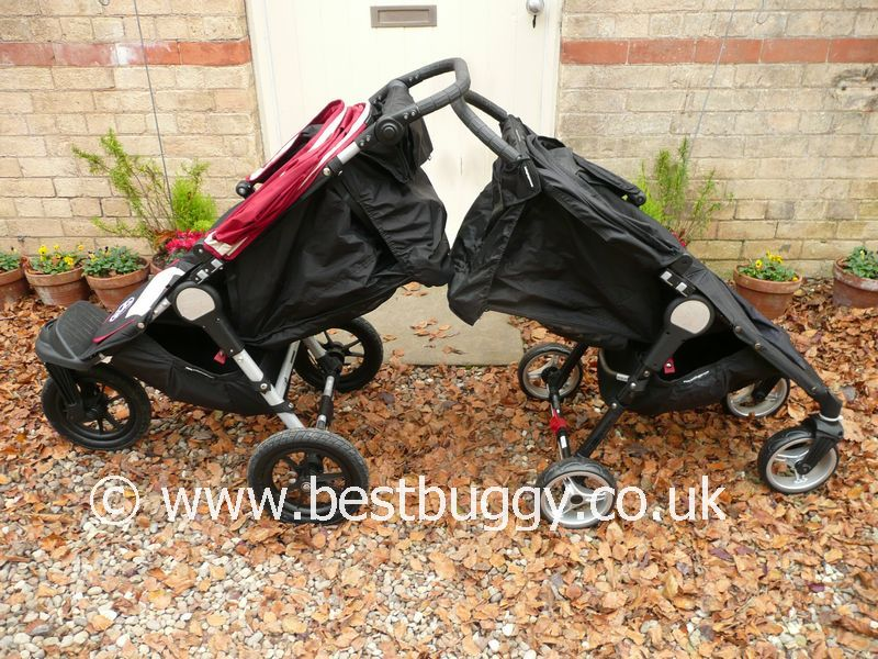 Baby Jogger City Mini 4 V S Baby Jogger City Elite Best