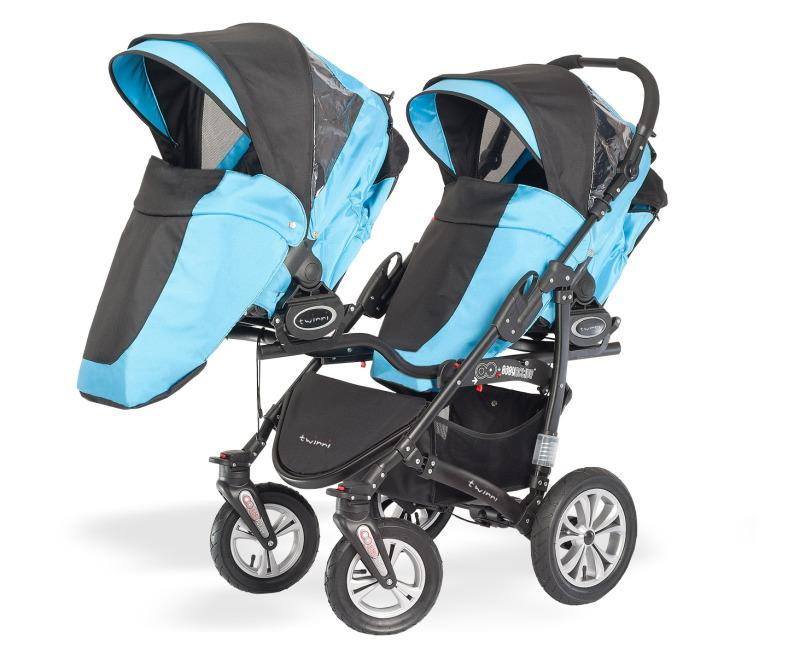 Babyactive Twinny Best Buggy