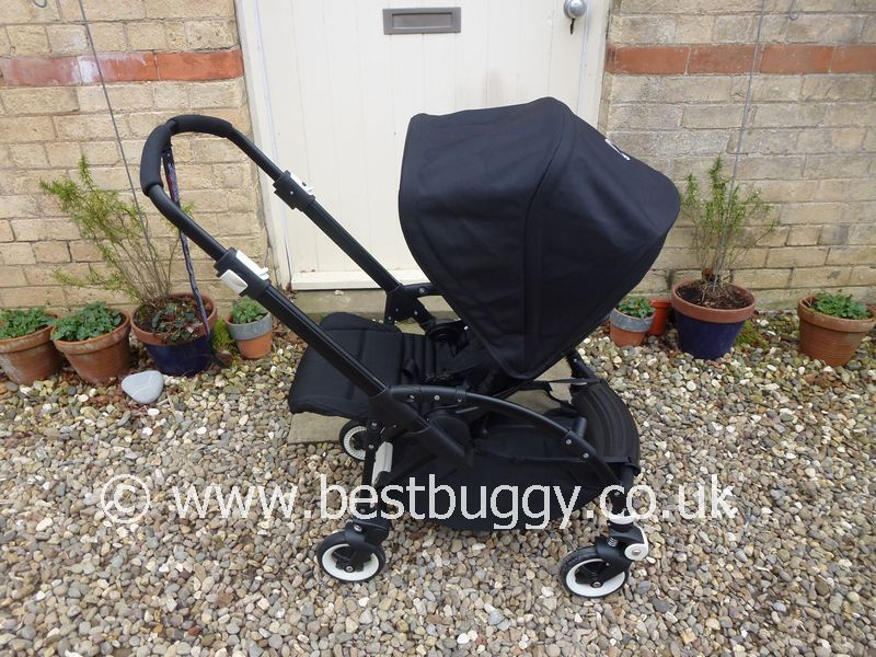 bugaboo bee plus review best buggy. Black Bedroom Furniture Sets. Home Design Ideas