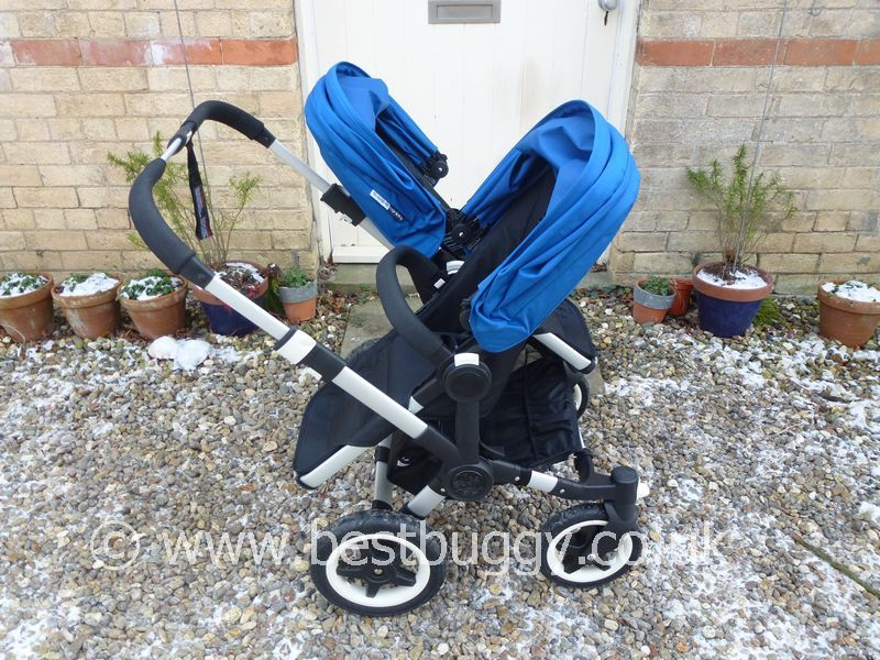 bugaboo donkey duo mode best buggy. Black Bedroom Furniture Sets. Home Design Ideas