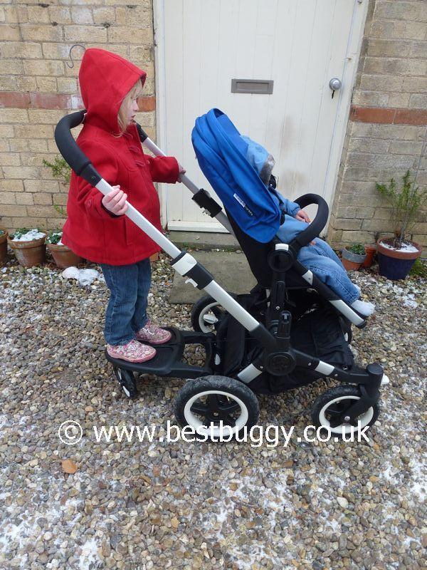 Bugaboo Wheeled Board Bugaboo Donkey Best Buggy