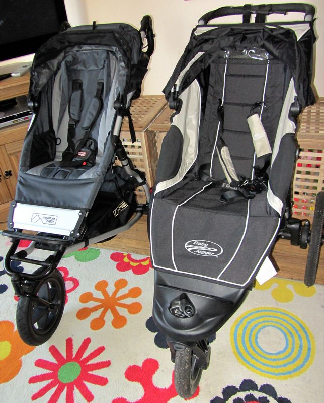 Mountain Buggy Terrain V S Baby Jogger Summit Xc By Jbh Best Buggy