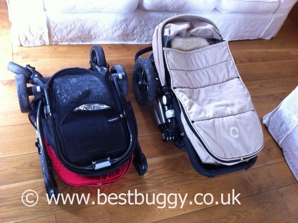 Baby Jogger City Versa V S Bugaboo Cameleon Best Buggy