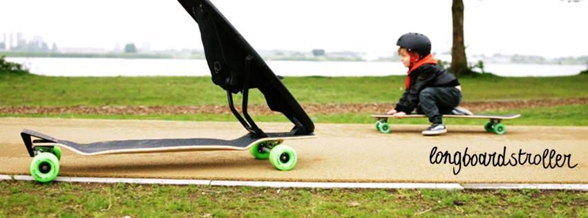 Longboardstroller  Best Buggy