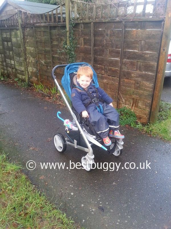 Joie Chrome Review By Jessica Best Buggy
