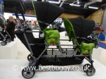 Triple Pushchairs Best Buggy