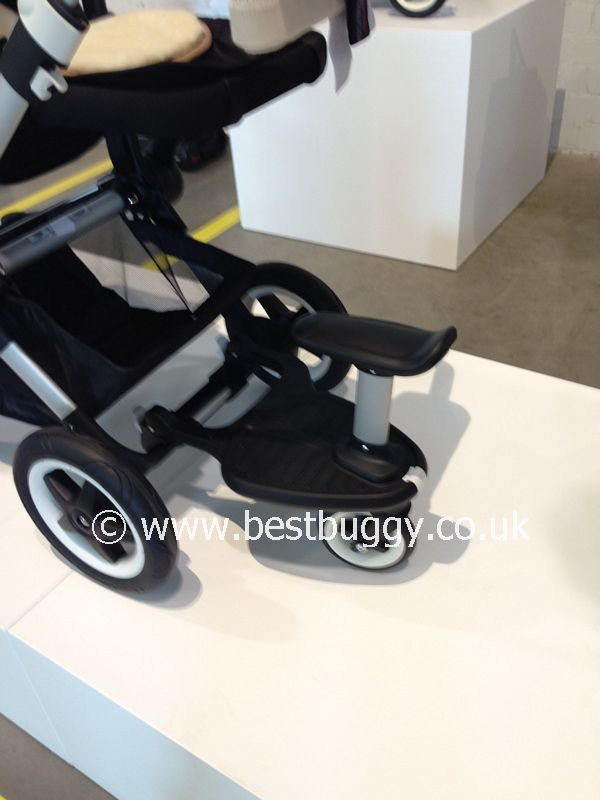 Bugaboo Wheeled Board With Seat Best Buggy