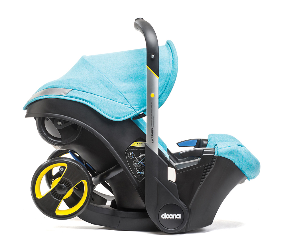 Doona best buggy for Sillas para coche con isofix