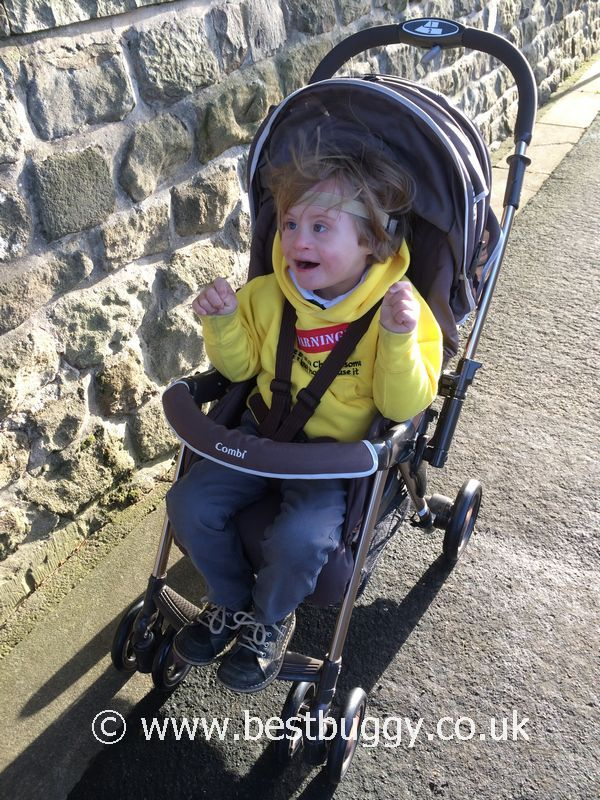 37b974903 Exclusive UK Review of the Combi Urban Walker by Best Buggy