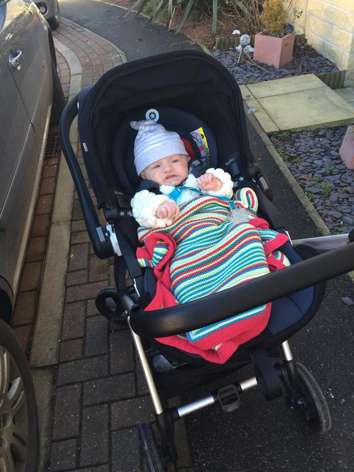Why Babies Should Travel Laid Flat In A Car Seat Infant