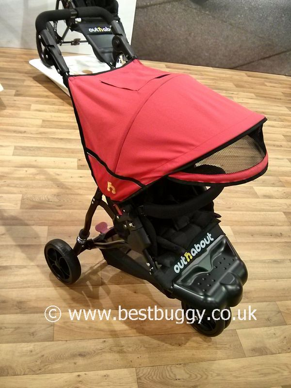 out n about little nipper mini review by best buggy. Black Bedroom Furniture Sets. Home Design Ideas