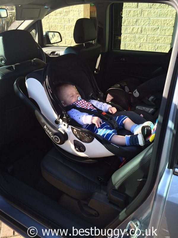 The Introduction Of The 2015 I Size Car Seat Regulation