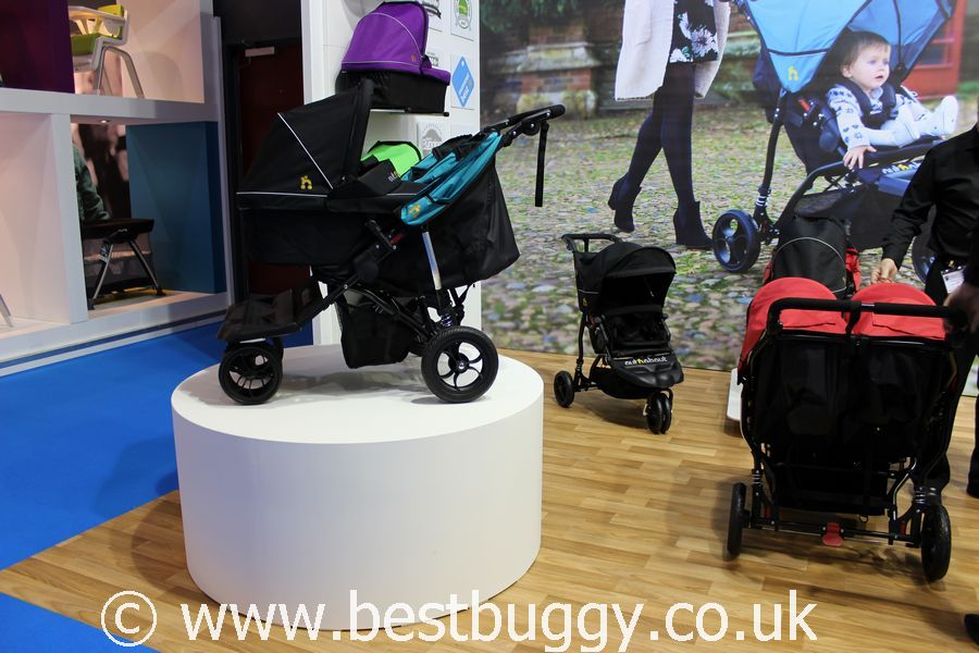 out n about double little nipper best buggy. Black Bedroom Furniture Sets. Home Design Ideas