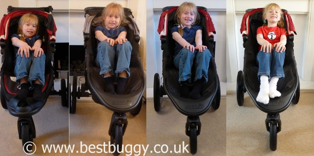 Baby Jogger City Elite V S Baby Jogger Summit X3 Best Buggy