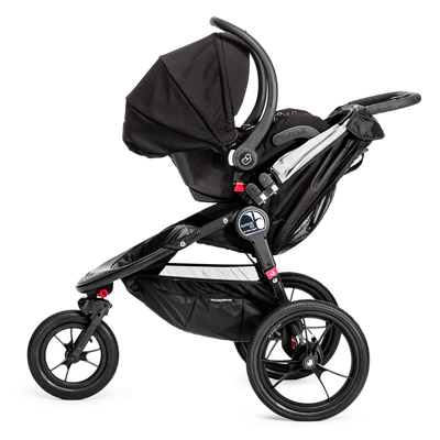Baby Jogger Summit X3 Best Buggy