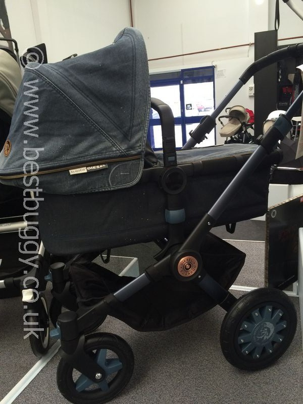 new 2015 bugaboo diesel denim collection best buggy. Black Bedroom Furniture Sets. Home Design Ideas