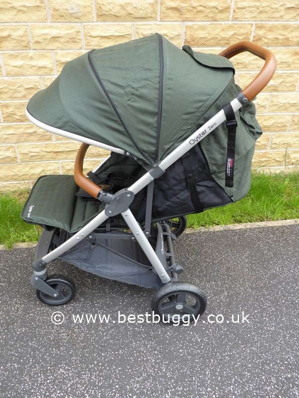 Babystyle Oyster Zero Best Buggy