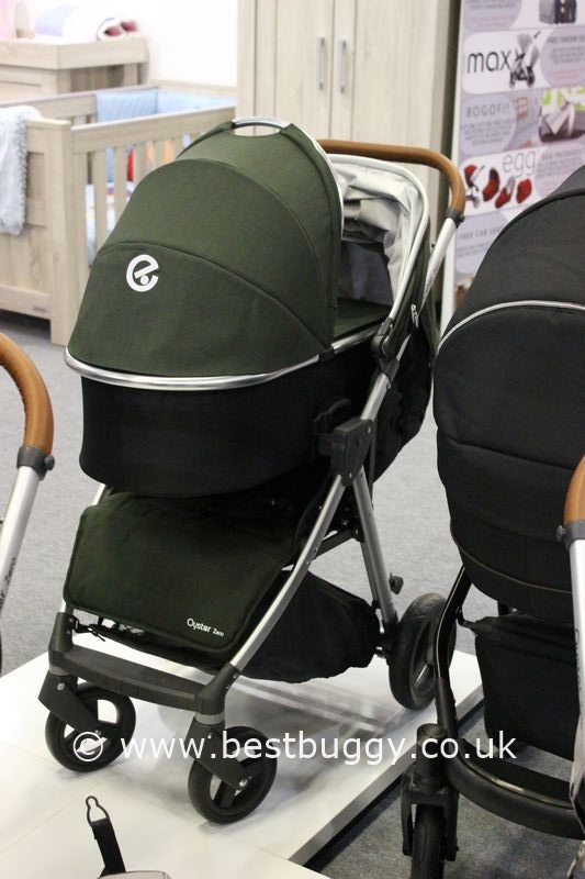 Babystyle Oyster Zero At The Harrogate Nursery Fair 2016