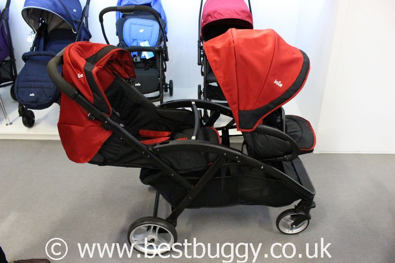 Joie Aire Aire Twin Evalite Duo And Litetrax At The