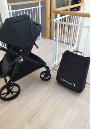 The Awesome Tiny Folding Baby Jogger City Tour Best Buggy
