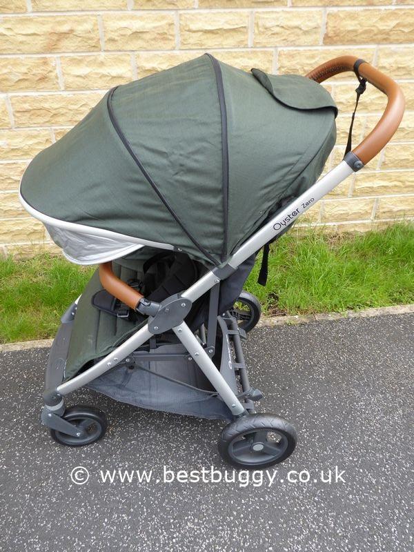 Babystyle Oyster Zero Best Buggy