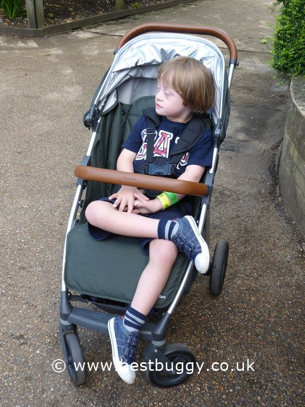 Babystyle Oyster Zero Review By Best Buggy Best Buggy