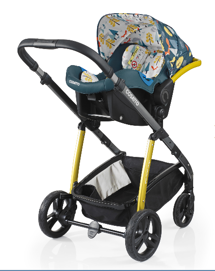7a21abba866d Description  The Cosatto Wow is a 3 in 1 travel system  ...