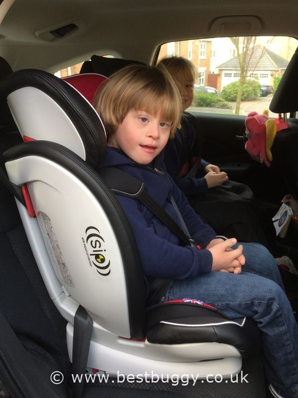Britax Traveller Plus Special Needs Group   Car Seat